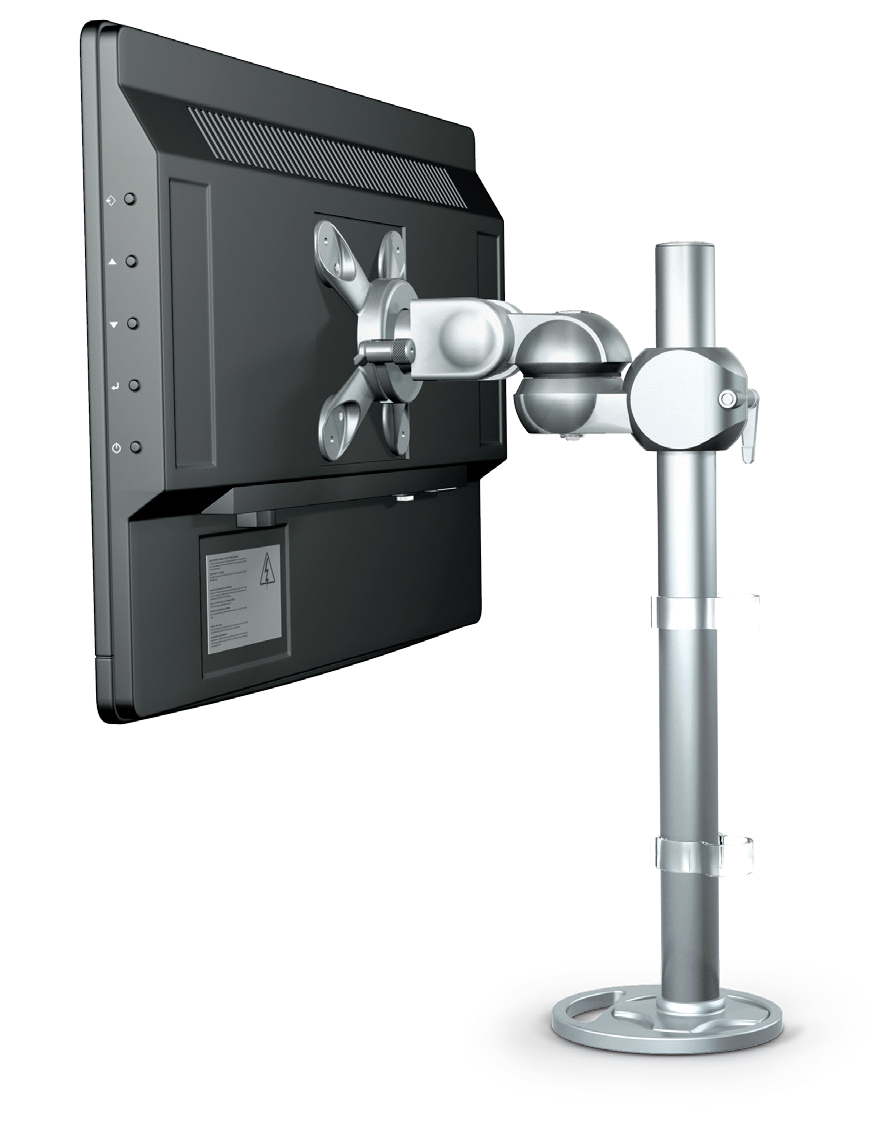 MRFS-Stubby Single Monitor Arm