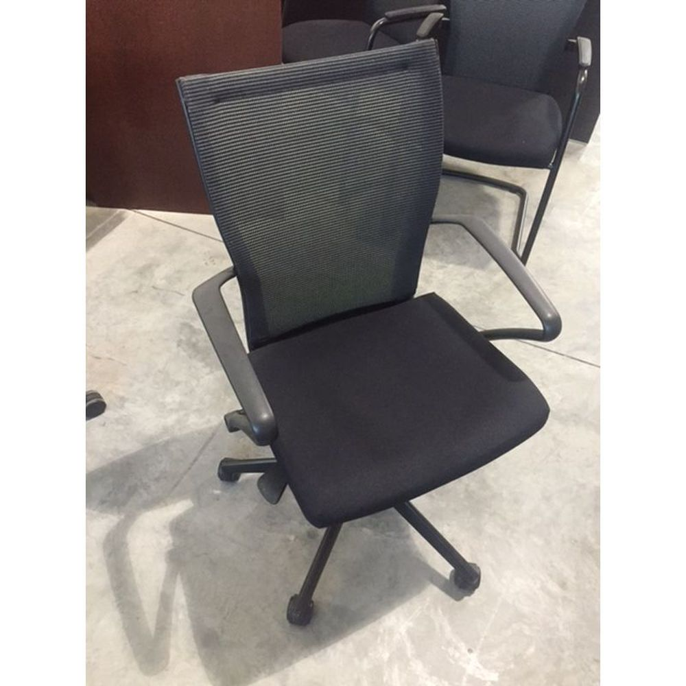 Haworth x99 task chair with loop arms for Affordable furniture 5700 south loop east