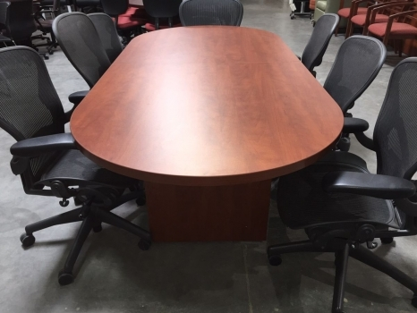 Cherry 96x42 table