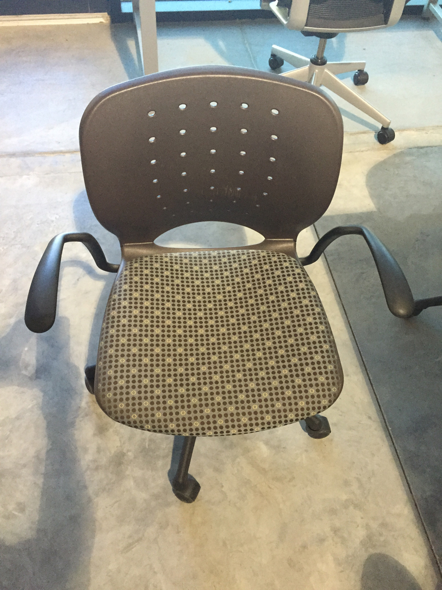 Sit On It Volley task chair